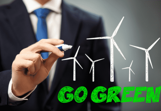 Green Energy Drives Business Costs Down