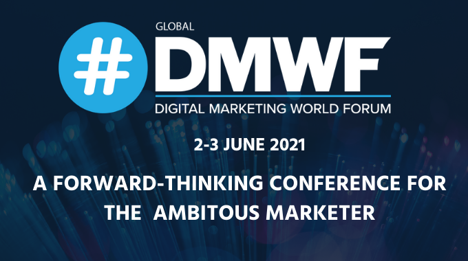 A FORWARD THINKING ONLINE CONFERENCE FOR THE AMBITOUS MARKETER