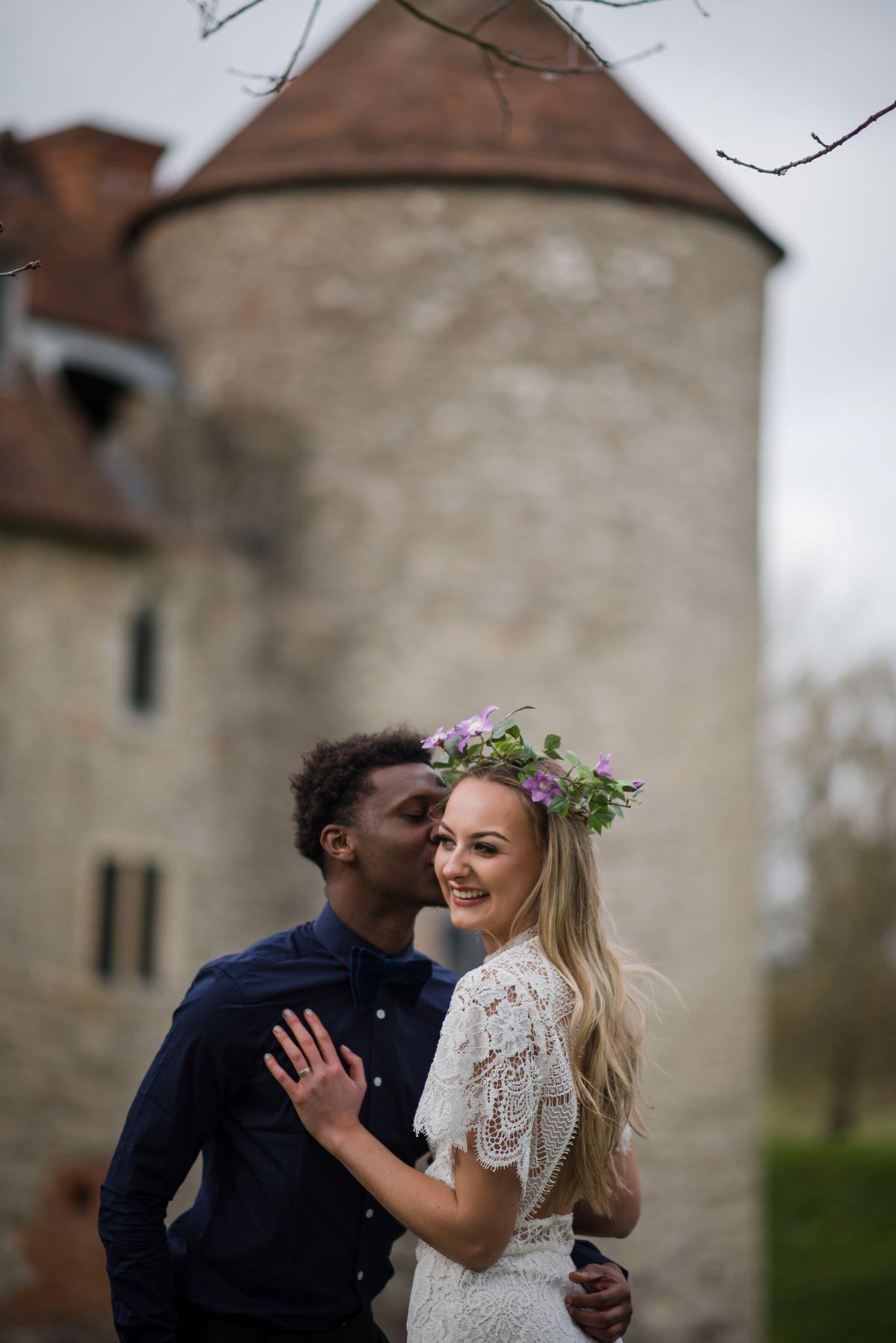 Fleur Challis Photography Elope Dovecote Castle Westenhanger 209