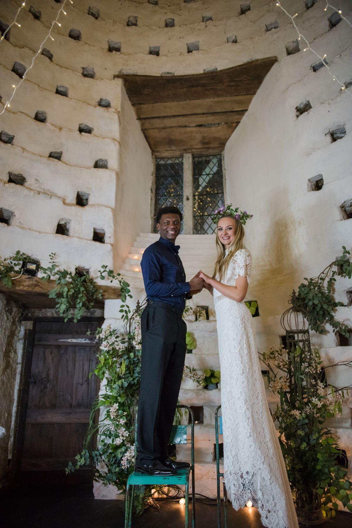 Fleur Challis Photography Elope Dovecote Castle Westenhanger 319