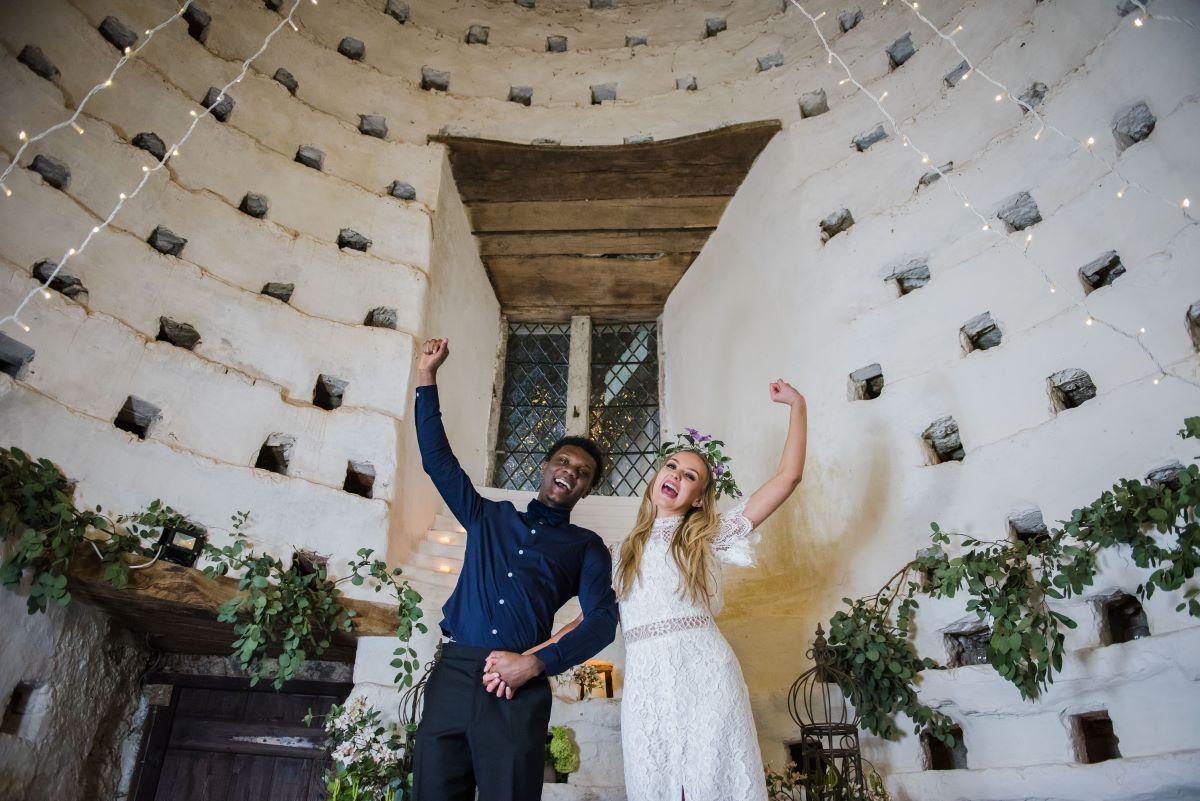 Fleur Challis Photography Elope Dovecote Castle Westenhanger 321